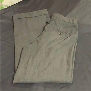 Ralph Lauren High Rise Work Pants